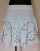 Desigual spódnica mini biała 38...