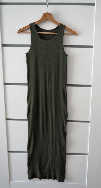 Piękna długa sukienka XS