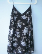 Forever21 nowa bieliźniana sukienka floral koronka...