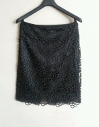 Nowa z metką czarna spódnica m&S L...