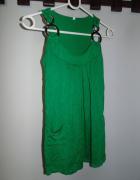Zielona bluzka M L...
