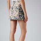Topshop żakardowa spódnica XXS