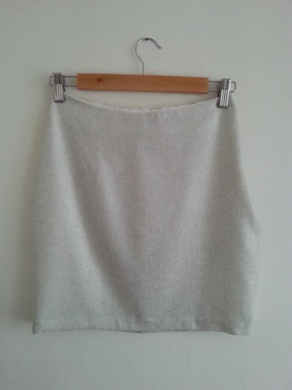 Spódnice Spódnica metalik