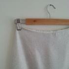 Spódnica metalik