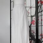spódnica midi maxi długa biała boho 5xl 50