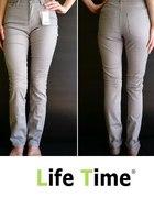 Siwe spodnie jeansowe z Norwegii xs 34...