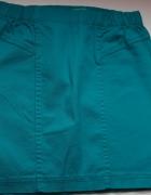 Spódniczka spódnica jeansowa jeans Terranova xxs 3...