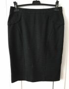 Czarna ołówkowa elegancka spódniczka Warehouse rozm 40...