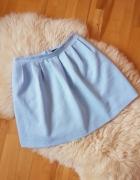 Błękitna spódnica Mohito 40...