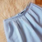 Błękitna spódnica Mohito 40