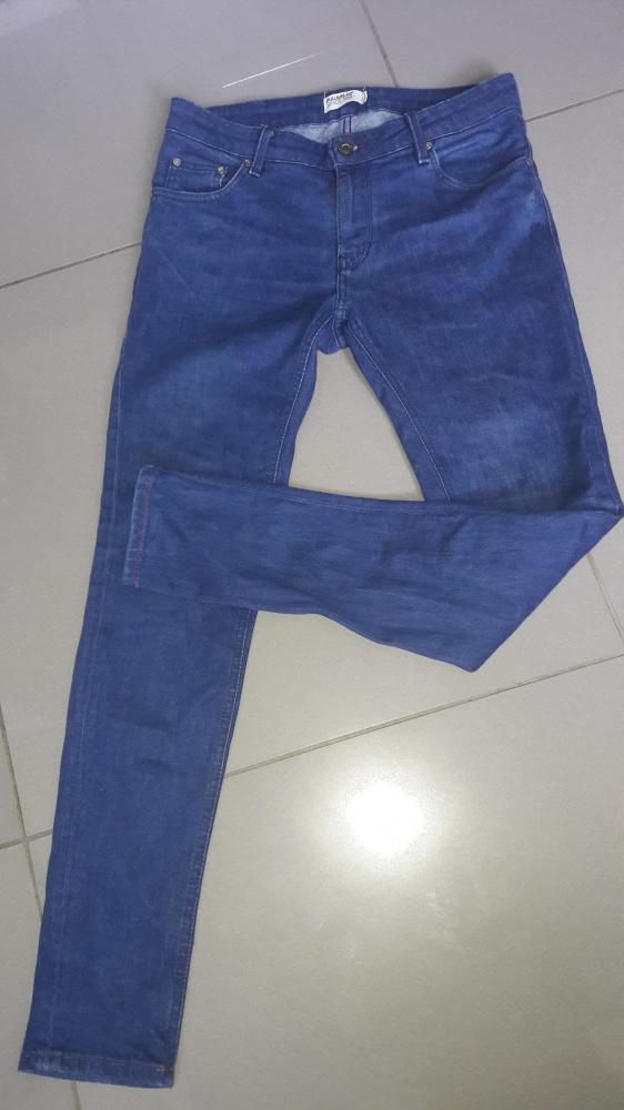 Spodnie Rurki jeans pull & bear Since 1991 L