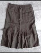 SOLAR brązowa spódnica r S...
