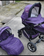 Świetny wózek gondola i spacerówka stan bdb bardzo polecam...
