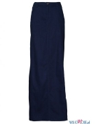 Best connections jeansowa spódnica MAXI na wymianę