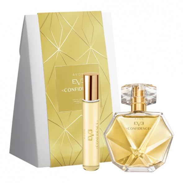 Avon Eve Confidence zestaw upominkowy perfumy...