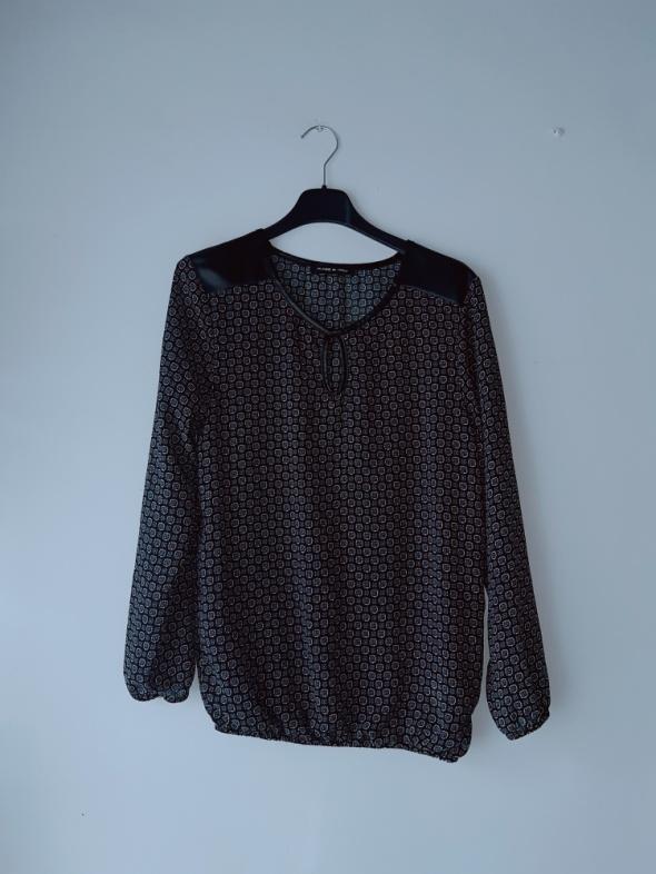 Idealna bluzka we wzorki M