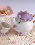 Disney komplet filiżanka czajnik słodki...