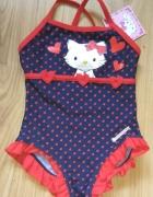 Nowy dziewczęcy strój kąpielowy 80 86 Kotek Charmmykitty...