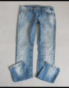 New Yorker Amisu spodnie jasne jeansy super stan rozmiar 30...