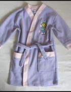 Szlafrok dla dziewczynki na ok 3 latka