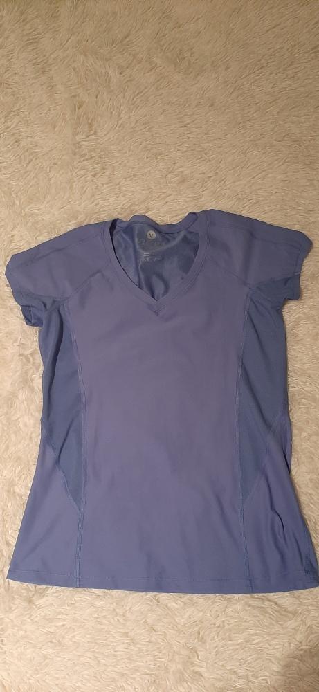 sportowa bluzka z krótkim rękawem