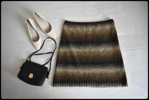 Spódnice C&A spódnica z podszewką ciepła 40 L i 42 XL