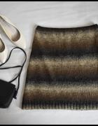 C&A spódnica z podszewką ciepła 40 L i 42 XL...
