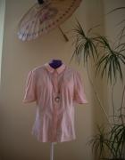 bluzka koszulowa z krótkim rękawem M Orsay...