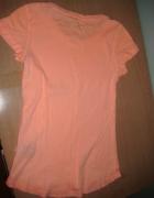 Bluzeczka pomarańczowa H&M