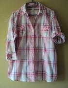 bawełniana koszula w krateczkę...