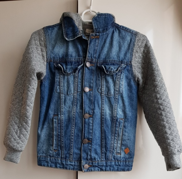 Chłopięca kurtka Zara 140