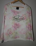 Reserved bluza w kwiaty z nadrukiem r L...
