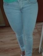 Spodnie jeansowe Pull&Bear...