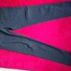 Spodnie legginsy granatowe