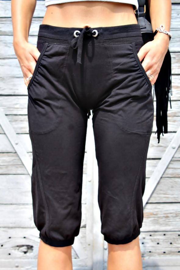 Spodenki Spodnie rybaczki rozmiar S