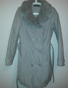 lekki płaszcz zima wiosna S M...