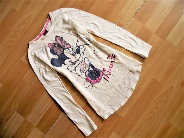 Bluzki Disney Minnie bluzka tunika 134 lat 8 do 9
