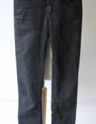 Spodnie Szare Rurki 27 Armani Jeans AJ Dżinsy Jeansy M 38 Dżins...
