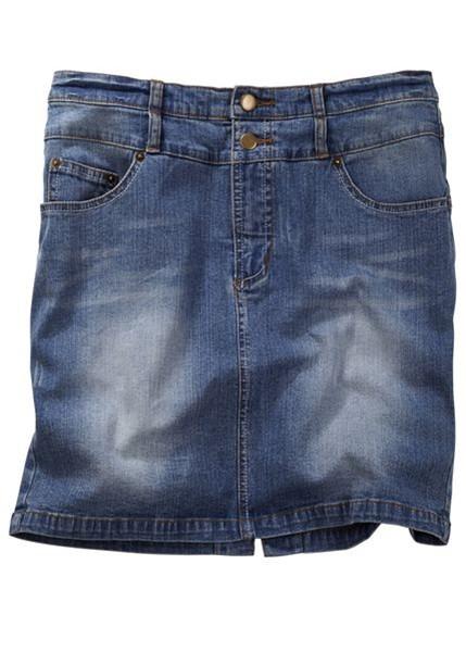 Spódnice spódniczka jeansowa mini