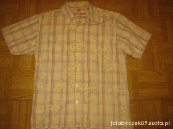 Koszule Piękna koszula w stylu Hawajskim roz L