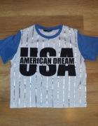 BLUZKA ATMOSPHERE USA AMERICAN DREAM ROZM S...