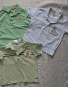 Koszulki polo trzy sztuki 86...