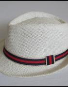 kapelusz dla małego eleganta obwód głowy 52 cm
