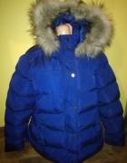 Kurtka zimowa rozmiar XL ciepła gruba lekka...