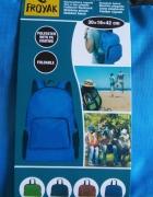 Turystyczny składany plecak torba...
