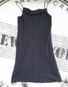 Sukienka Doroty PERKINS 42 XL na ramiączkach czerń