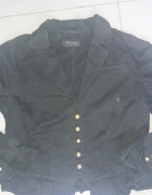 Czarny żakiet marynarka Evie xl...