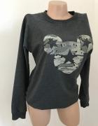 Bluza damska Mickey Mouse XL siwa...