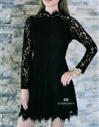 Sukienka krótka koronka Lipsy London nowa 38...