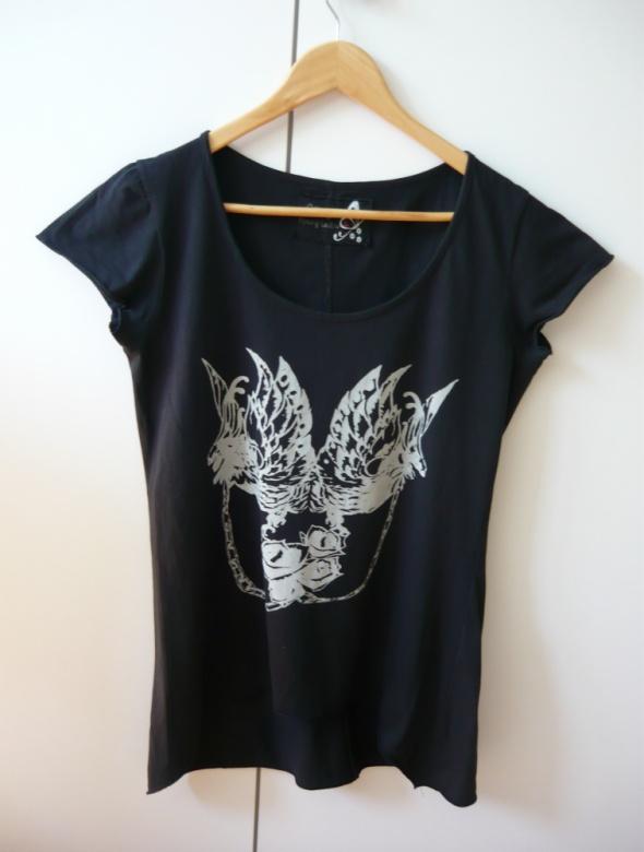 Czarna bluzka Carry L...